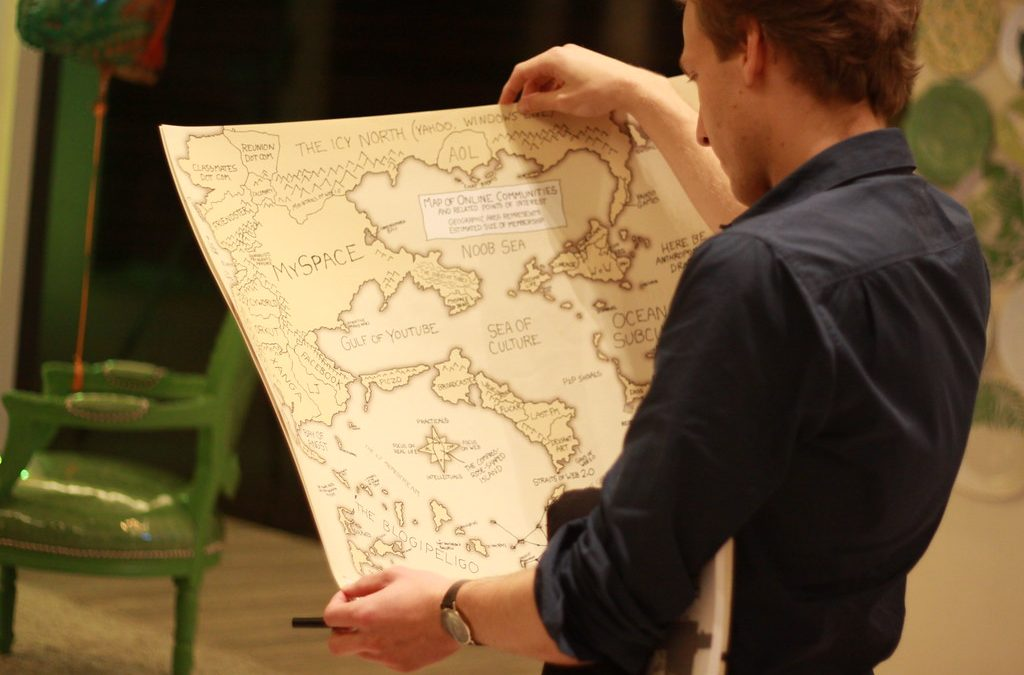 What Is the Quality of Online Map Software?